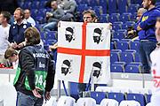 DESCRIZIONE : Eurolega Euroleague 2014/15 Gir.A Real Madrid - Dinamo Banco di Sardegna Sassari<br /> GIOCATORE : Tifosi Pubblico Bandiera Sardegna<br /> CATEGORIA : Tifosi Pubblico Spettatori<br /> SQUADRA : Dinamo Banco di Sardegna Sassari<br /> EVENTO : Eurolega Euroleague 2014/2015<br /> GARA : Real Madrid - Dinamo Banco di Sardegna Sassari<br /> DATA : 05/11/2014<br /> SPORT : Pallacanestro <br /> AUTORE : Agenzia Ciamillo-Castoria / Luigi Canu<br /> Galleria : Eurolega Euroleague 2014/2015<br /> Fotonotizia : Eurolega Euroleague 2014/15 Gir.A Real Madrid - Dinamo Banco di Sardegna Sassari<br /> Predefinita :