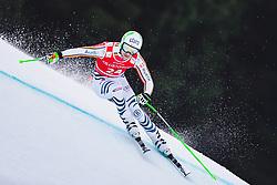 01.02.2020, Kandahar, Garmisch, GER, FIS Weltcup Ski Alpin, Abfahrt, Herren, im Bild Dominik Schwaiger (GER) // Dominik Schwaiger of Germany in action during his run in the men's downhill of FIS Ski Alpine World Cup at the Kandahar in Garmisch, Germany on 2020/02/01. EXPA Pictures © 2020, PhotoCredit: EXPA/ Johann Groder