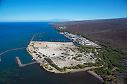 Kawaihae Harbor, North Kohala, Big Island of Hawaii