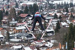 28.12.2013, Schattenbergschanze, Oberstdorf, GER, FIS Ski Sprung Weltcup, 62. Vierschanzentournee, Training, im Bild Anna Rupprecht (GER) // Anna Rupprecht of Germany// during practice Jump of 62th Four Hills Tournament of FIS Ski Jumping World Cup at the Schattenbergschanze, Oberstdorf, Germany on 2013/12/28. EXPA Pictures © 2013, PhotoCredit: EXPA/ Peter Rinderer