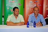 Warriors Press conference - PE