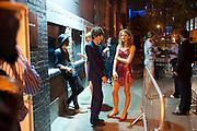 LEX NIARCHOS; CHRIS LUCAS; IZZY GOOD; JESSIE GOOD, Prada Congo Benefit party. Double Club. Torrens Place. Angel. London. 2 July 2009.