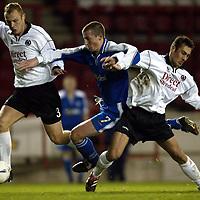 St Johnstone FC December 2002