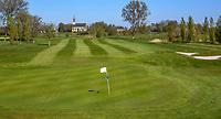 WINKEL (Hollands Kroon)   -  hole 15. Golfbaan Regthuys. Golf & Country Club Regthuys is een Nederlandse golfclub in Winkel. De golfbaan, die ontworpen is door Alan Rijks en Aart Bergsma, werd geopend in 2006.    COPYRIGHT KOEN SUYK