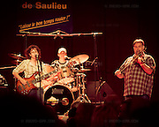 Lee Benoit & The Bayou Stompers live at Saulieu Cajun & Zydeco Festival (France, Aug, 2011)