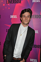 TV presenter WILL BEST at a party tocelebrate the launch of Diesel's new female fragrance 'Loverdose' held at The Box, 11-12 Walkers Court, Brewer Street, London on 7th September 2011.