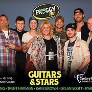 Froggy 101's Guitars & Stars 4/18/2017