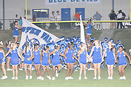 Water Valley cheerleaders vs. Bruce in Water Valley, Miss. on Friday, September 7, 2012. Water Valley won 17-16.