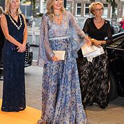 NLD/'Amsterdam/20170905 - Koningin Maxima bij benefietgaladiner Prinses Maxima Centrum , Koningin Maxima