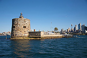Fort Denison, Sydney Harbour, Sydney, Australia..www.paullovelacephotography.com