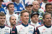 June 12-17, 2018: 24 hours of Le Mans. 10 DragonSpeed, BR1-Gibson, Renger van der Zande
