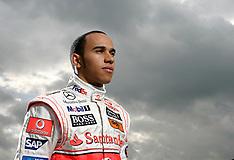 080109 McLaren F1 Testing