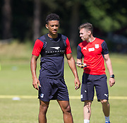 Nathan Ralph - Dundee pre-season training on Thursday 28th June at University Grounds, Riverside, Dundee, <br /> <br /> <br />  - &copy; David Young - www.davidyoungphoto.co.uk - email: davidyoungphoto@gmail.com