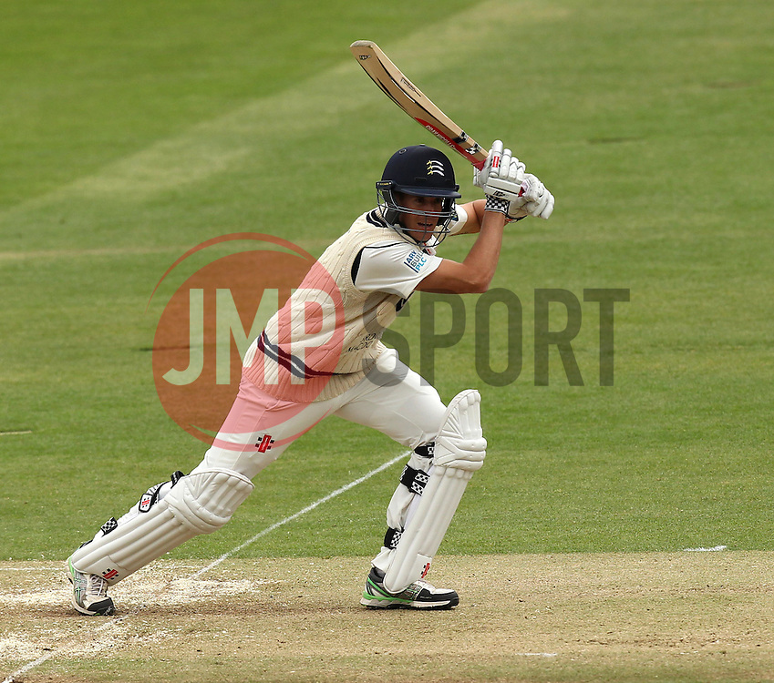 Middlesex's Neil Dexter - Photo mandatory by-line: Robbie Stephenson/JMP - Mobile: 07966 386802 - 03/05/2015 - SPORT - Football - London - Lords  - Middlesex CCC v Durham CCC - County Championship Division One