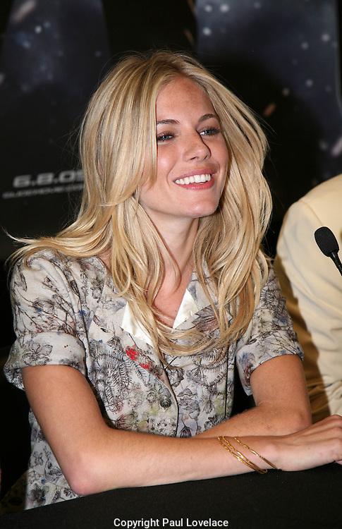 GI Joe, press conference, Sydney, Australia - 20th Jul 2009.Pics Paul Lovelace 20 Jul 2009 .Sienna Miller . GI Joe, The Rise of Cobra Press Conference, Sydney, Australia. . . An instant sale option is available where a price can be agreed on image useage size. Please contact me if this option is preferred.