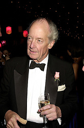 VISCOUNT MARCHWOOD at a dinner in London on 24th October 2000.OID 21