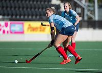 AMSTELVEEN -  Lieke van Wijk (Lar)    tijdens   de oefenwedstrijd tussen Amsterdam en Laren dames   COPYRIGHT KOEN SUYK
