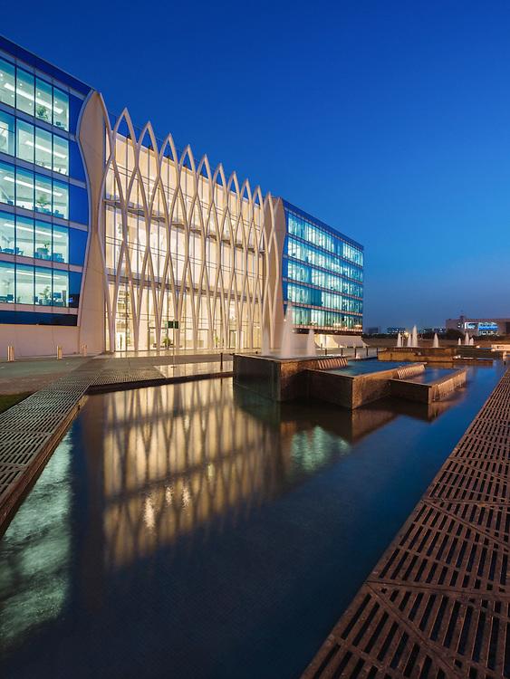 DAR Smart Village Headquarters | Client: Dar Al Handasah | Designed by Perkins+Will