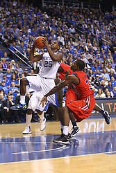 Marcus Teague. UK hosted Ole Miss Saturday, Feb. 18, 2012 at Rupp Arena in Lexington . Photo by