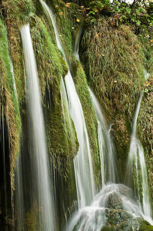 Galovac Buk waterfalls, Upper lakes Plitvice National Park, Croatia