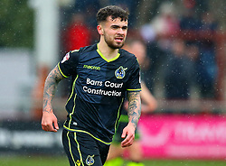 Dom Telford of Bristol Rovers - Mandatory by-line: Robbie Stephenson/JMP - 02/04/2018 - FOOTBALL - Highbury Stadium - Fleetwood, England - Fleetwood Town v Bristol Rovers - Sky Bet League One