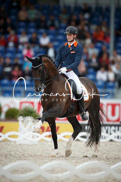 Van Silfhout Diederick, (NED), Arlando<br /> Grand Prix Special<br /> European Championships - Aachen 2015<br /> © Hippo Foto - Dirk Caremans<br /> 15/08/15