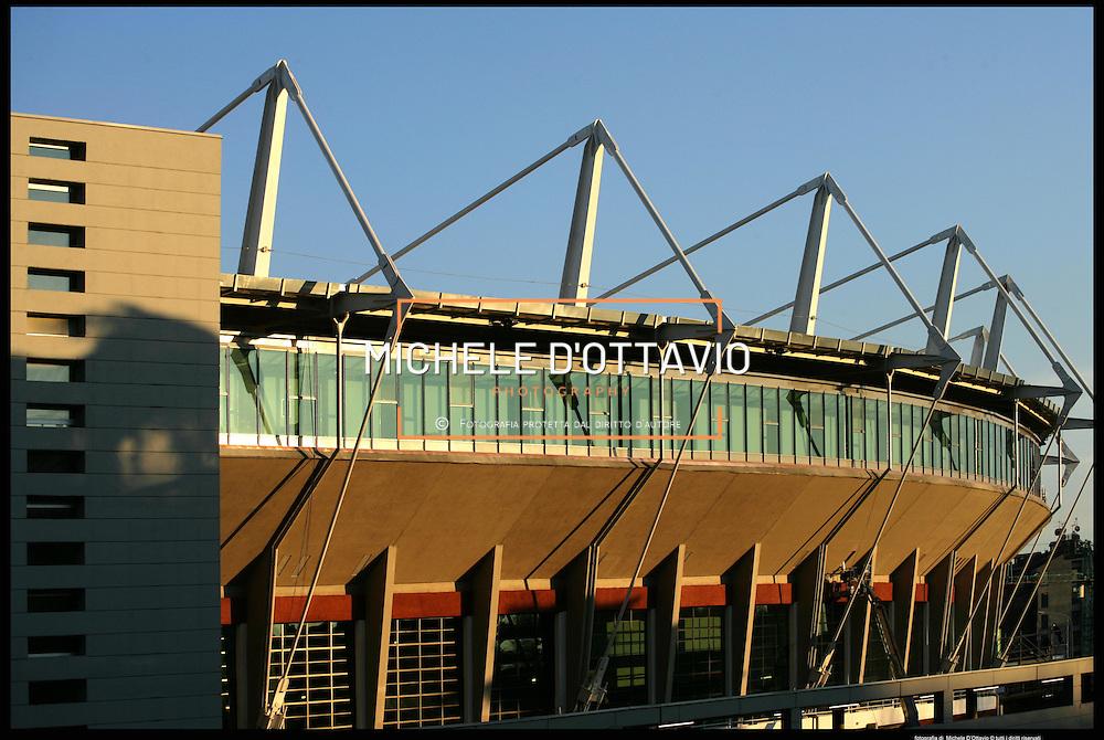Torino architettura olimpica..Stadio Olimpico....