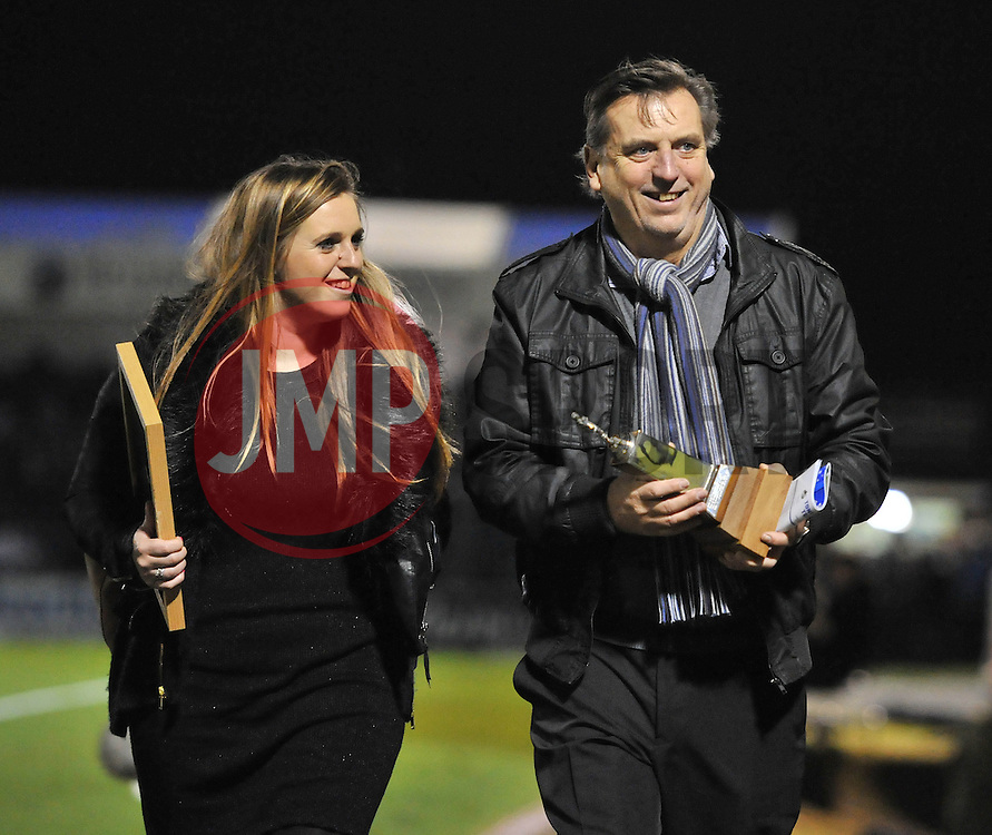 - Photo mandatory by-line: Dougie Allward/JMP - Mobile: 07966 386802 - 19/12/2014 - SPORT - football - Bristol - Memorial Stadium - Bristol Rovers v Gateshead  - Vanarama Conference