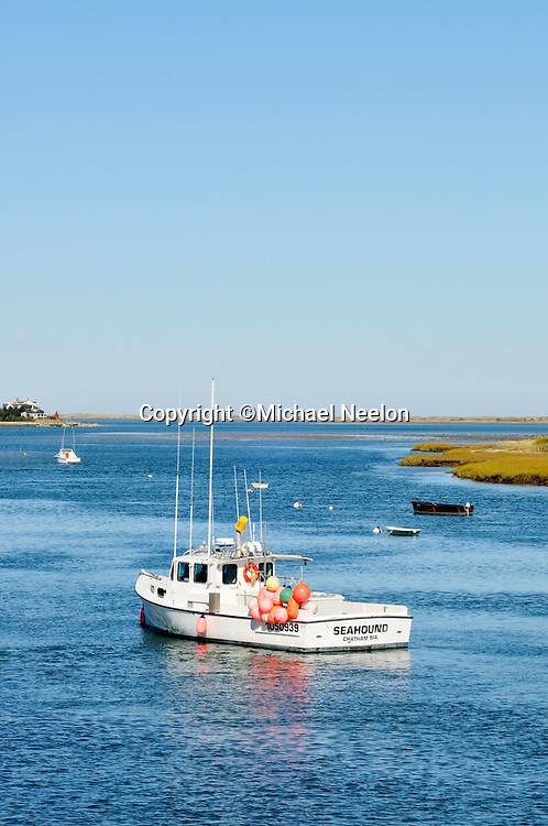 Chatham Harbor, Cape Cod