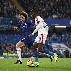 Chelsea v Crystal Palace, Premier League, 4 November 2018