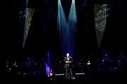 De Britse zanger Paul Potts een concert Koninklijk Theater Carré in Amsterdam. Paul Potts live in concert at the Royal Theatre Carre, Amsterdam
