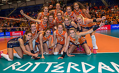 20180605 NED: Volleyball Nations League Netherlands - Dominican Republic, Rotterdam