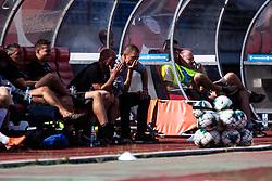 Dejan Grabic head coach of NK Bravo during football match between NK Bravo and NK Rudar Velenje in 1sth Round of Slovenian Cup 2019/20, on August 15, 2019 in Sports park ZAK, Ljubljana, Slovenia. Photo by Grega Valancic / Sportida