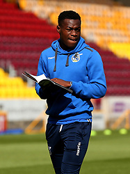 Marc Bola of Bristol Rovers arrives at The Northern Commercials Stadium (Valley Parade), home of Bradford City  - Mandatory by-line: Robbie Stephenson/JMP - 02/09/2017 - FOOTBALL - Northern Commercials Stadium - Bradford, England - Bradford City v Bristol Rovers - Sky Bet League One