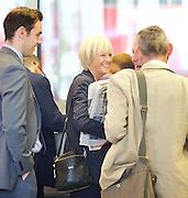 Andrew Marr Show arrivals <br /> at BBC Broadcasting House, London, Great Britain <br /> 18th September 2016 <br /> <br /> <br /> <br /> Jane Moore - columnist for the Sun <br /> <br /> <br /> <br /> <br /> Photograph by Elliott Franks <br /> Image licensed to Elliott Franks Photography Services