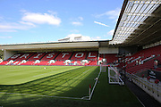 Bristol City ground Ashton Gate during the EFL Sky Bet Championship match between Bristol City and Derby County at Ashton Gate, Bristol, England on 17 September 2016. Photo by Gary Learmonth.