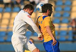 Peter Petran at 31st Round of PrvaLiga Telekom Slovenije 2008/2009 league match between NK Luka Koper and NK Primorje, on May 2, 2009, in SRC Bonifika, Koper, Slovenia. Luka Koper won 1:0. (Photo by Vid Ponikvar / Sportida)