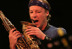 2004 Malta Jazz Festival - The Randy Brecker-Bill Evans Soulbop Band 2004, festuring Hiram Bullock