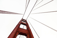 Golden Gate Bridge in the fog.<br /> <br /> Camera <br /> NIKON D610<br /> Lens <br /> 14.0 mm f/2.8<br /> Focal Length <br /> 14<br /> Shutter Speed <br /> 1/250<br /> Aperture <br /> 8<br /> ISO <br /> 100