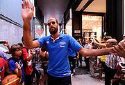 DESCRIZIONE : Nazionale Maschile Visita al Gazzetta Store <br /> GIOCATORE : <br /> CATEGORIA : nazionale maschile senior <br /> SQUADRA : Nazionale Maschile <br /> EVENTO : Visita Gazzetta Store <br /> GARA : Media Day Nazionale Maschile <br /> DATA : 30/06/2014 <br /> SPORT : Pallacanestro <br /> AUTORE : Agenzia Ciamillo-Castoria