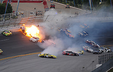 NASCAR Nationwide Series: Crash