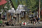 Ma Johnson's Hotel,  McCarthy Lodge, Wrangell St. Elias National Park, McCarthy, Kennicott, Alaska