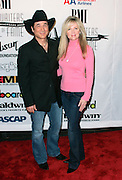 Clint Black and Lisa Black