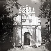 Church. India. Portuguese period.