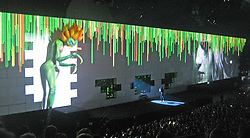Roger Waters plays The Wall Live, at The O2 Dublin on Monday, 23 May 2011..