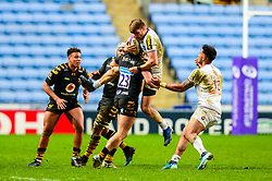 Michael Le Bourgeois of Wasps - Mandatory by-line: Dougie Allward/JMP - 18/01/2020 - RUGBY - Ricoh Arena - Coventry, England - Wasps v Bordeaux-Begles - European Rugby Challenge Cup