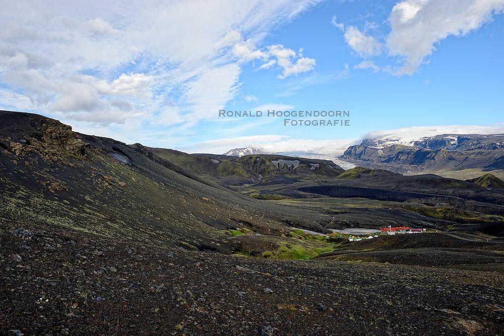 09-07-2014 ISL: Iceland Diabetes Challenge Dag 5, Emstrur<br /> Van Alftavatn naar Emstrur