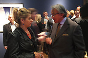 TRACEY EMIN; SIR DAVID TANG, The Lighthouse Gala auction in aid of the Terrence Higgins Trust. Christies. London. 19 March 2012.