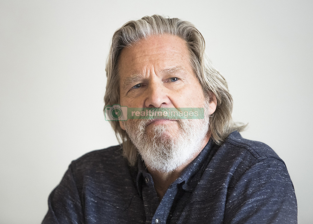 August 3, 2017 - Hollywood, CA, USA - Jeff Bridges stars in the movie The Only Living Boy in New York (Credit Image: © Armando Gallo via ZUMA Studio)
