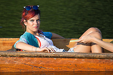 JUL 18 214 LILY ALLEN at the Latitude Festival